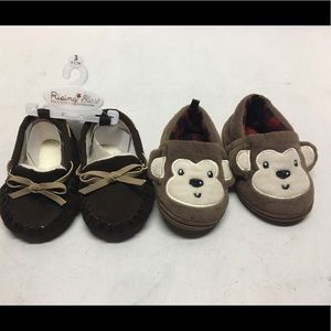 Baby Shoes - Size 3 (9-12M)